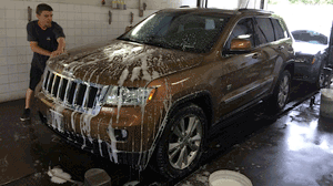 Hand Washing Service by Buffers Auto
